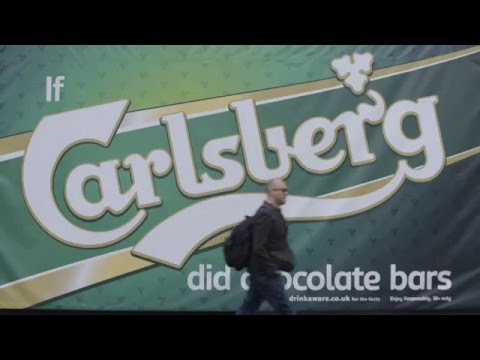 Carlsberg - If Carlsberg Did Chocolate Bars