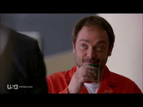 Mark Sheppard in White Collar (S5E1,3,8)
