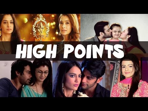 Upcoming High Points on TV shows