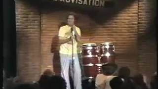 1977 Andy Kaufman at The Improv, New York