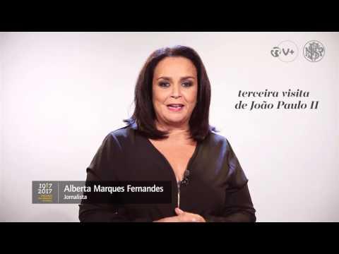 Vozes do Centenário. Alberta Marques Fernandes