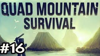 Minecraft: Quad Mountain Survival w/Nova Ep.16 - GARDEN LOCATION