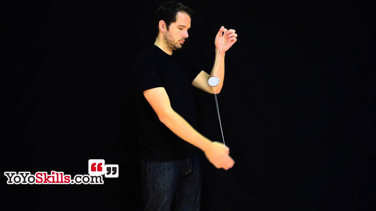 YoYoSkills Tutorials: Stop and Go -Beginner Yo-Yo Trick Tutorial by Sam Green