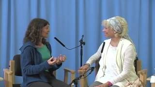 Love~ Dr. Laurie and Gangaji converse