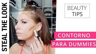 Contorno para Dummies | Steal The Look Beauty Tips
