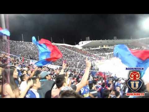 Video - 25 AÑos Esperamos Esa Copa Los de Abajo / U de Chile Vs Arsenal / Sudamericana 2011 - Los de Abajo - Universidad de Chile - La U - Chile