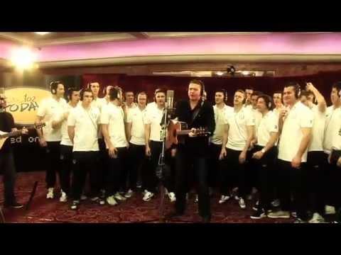 Tekst piosenki Official Republic Of Ireland Song for Euro 2012 - The Rocky Road To Poland po polsku