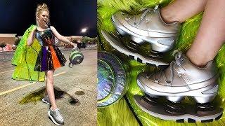 ANTI-Gravity 'Science Spring' Shoe Unboxing! (& OOTD) by GRAV3YARDGIRL