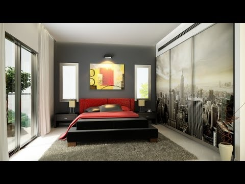 3dsmax - This is a beginners tutorial in 3ds max that takes you step by step of modeling an interior of a room. Here are the files I used in the tutorial for referanc...