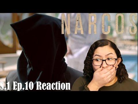 """Narcos Season 1 Ep.10 - """"Despegue""""  Reaction"""