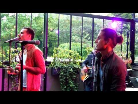 Showcase privé des Latin Lovers - 17.06.2014 - Vous les femmes (4/7) (видео)