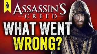 Video Assassin's Creed: What Went Wrong? – Wisecrack Edition MP3, 3GP, MP4, WEBM, AVI, FLV April 2018