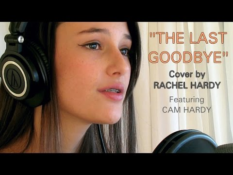 """Billy Boyd  """"The Last Goodbye"""" Cover by Rachel Hardy"""