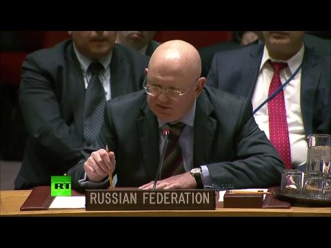 Экстренное заседание Совбеза ООН по «делу Скрипаля». LIVE