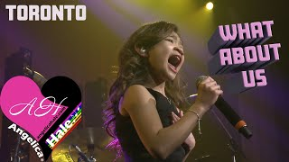 """Video Angelica Hale Singing """"What About Us"""" - 2018 Organ Project, Toronto, Canada (3 of 3) MP3, 3GP, MP4, WEBM, AVI, FLV Juni 2018"""