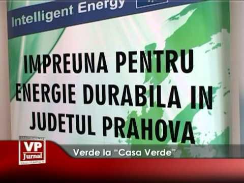 """Verde la """"Casa Verde"""""""