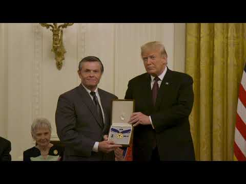 President Donald J. Trump Presents the Medal of Freedom