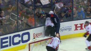 Gotta See It: Canada's Achilles heel Kesler wipes out Weber by Sportsnet Canada