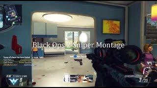 FaZe Pamaj: First Black Ops 2 Sniper Montage