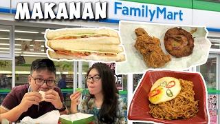 Video Dinner di FAMILY MART !!! MP3, 3GP, MP4, WEBM, AVI, FLV Mei 2017