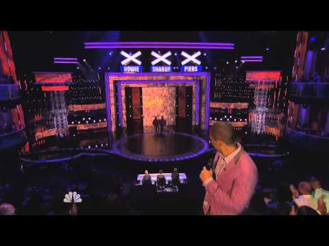 Comedian Geechy Guy on America's Got Talent