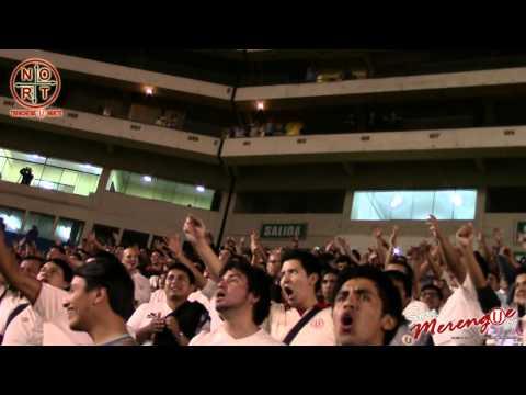 Universitario 2 - 0 Ayacucho FC - Torneo Apertura 2015 - TRINCHERA U NORTE - Trinchera Norte - Universitario de Deportes