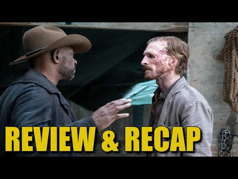 Fear The Walking Dead Season 6 Episode 5 Review Recap & Breakdown + TWD Easter Eggs