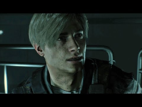 Resident Evil 2 Remake: Full Playthrough (Leon's Story / Hard Mode)