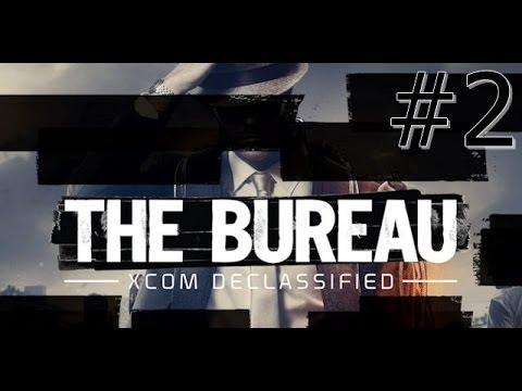 The Bureau:XCOM Declassified bölüm-2