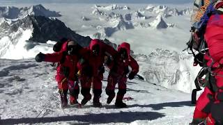 Giripremi's Lhotse - Everest 2013 - Trailer (Marathi)