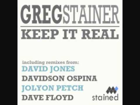 Greg Stainer - Keep It Real (Original Mix)