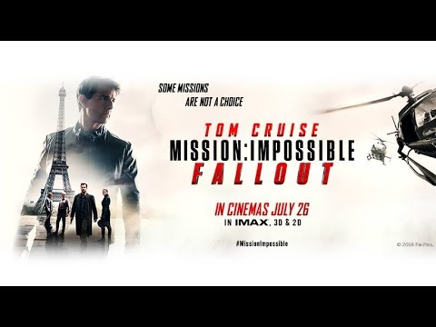 Mission: Impossible - Fallout | Alone Official Trailer | Thai Sub | UIP Thailand