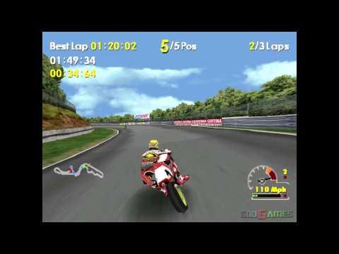 moto racer playstation rom