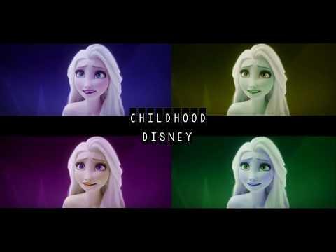 "Múestrate Mashup - Carmen Sarahí / Gisela (De ""Frozen 2"")"