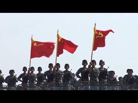 China: Milliarden fürs Militär - die Verteidigungsausg ...