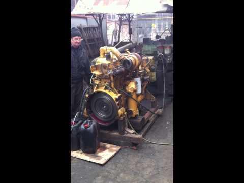 Reparatie motor Caterpillar 980F