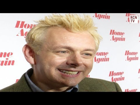 Michael Sheen Interview Home Again Premiere