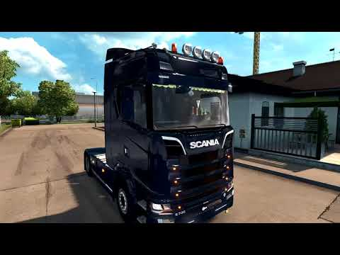 Scania s730 Accessory v1.0