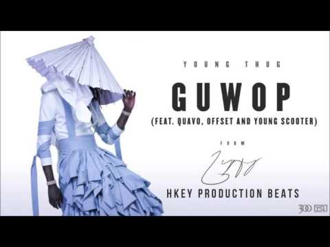 Young Thug - Guwop Instrumental OFFICIAL (Remake By HKey Beats)