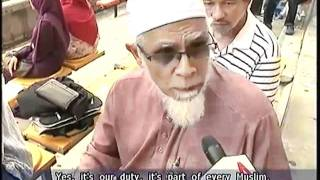 Muslims Rally Against Christians In Malaysia