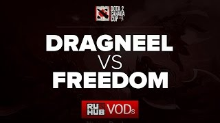 Freedom vs Dragneel, game 2