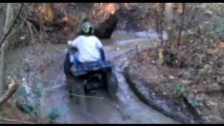 10. Polaris Sportsman 90