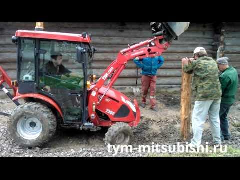 Гусеничный трактор МТЗ 1502 - БелТехноТрейд
