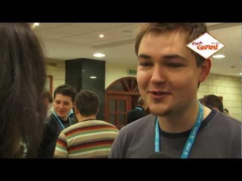 Интервью с Максимом Донских (Game Insight) @ Flash GAMM Kyiv 2012