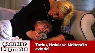 Video Tutku, Haluk ve Meltem'in evinde! - Çocuklar Duymasın 31. Bölüm MP3, 3GP, MP4, WEBM, AVI, FLV Mei 2018