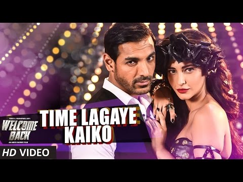 Time Lagaya Kaiko VIDEO Song - John Abraham & Anmo