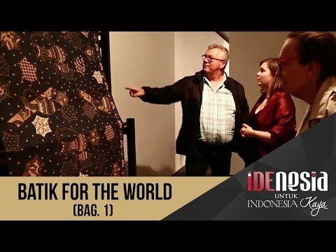 Idenesia: Batik for the World Segmen 1