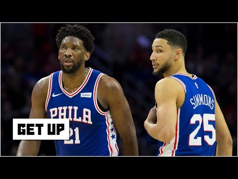 Video: Ben Simmons' shot, Joel Embiid's fitness key to 76ers' title hopes – Ryen Russillo | Get Up
