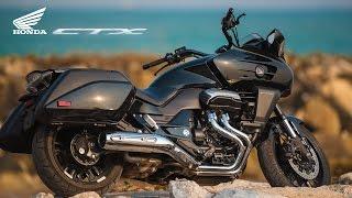 10. 2014 Honda CTX1300 First Ride