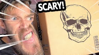 Video (Very Scary) Buying and Opening a Real Dark Web Mystery Box! **Cursed** MP3, 3GP, MP4, WEBM, AVI, FLV Agustus 2019